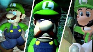 Luigis Mansion 3DS vs. Gamecube Comparison