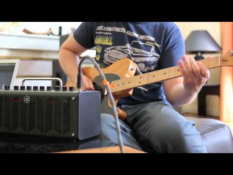 Yamaha THR10X Fender Telecaster