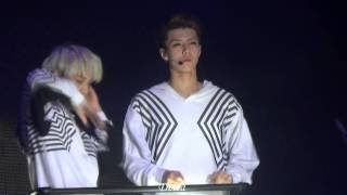 140614 EXO THE LOST PLANET in WUHAN MACHINE SEHUN FOCUS