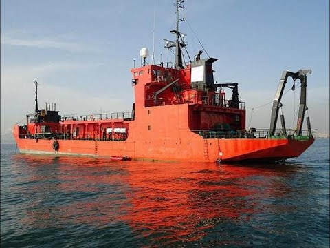 SUPPORT VESSEL/ROV