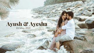 Save the Date | Ayush & Ayesha | 26 May '21