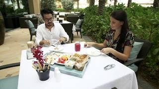 Breakfast at Azrak Lounge