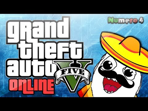 A Mexican Plays GTA 5 #4! -
