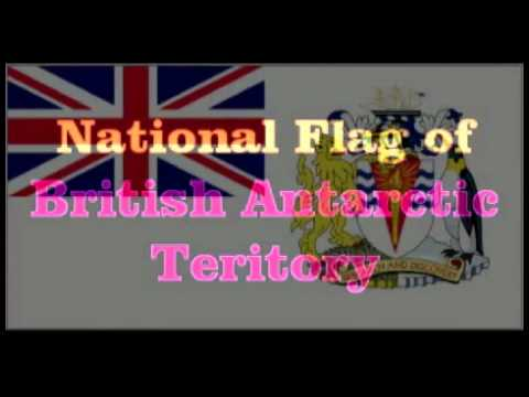 National Flag of British Antarctic Territory