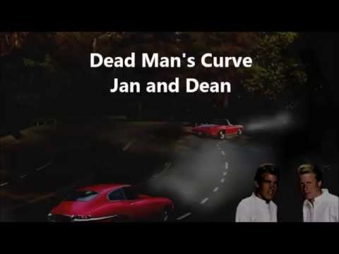 Dead Man's Curve Jan and Dean with lyrics