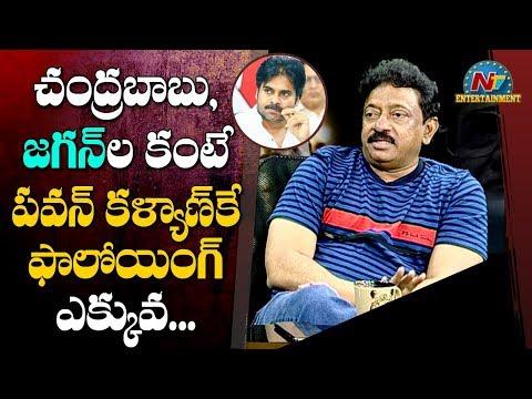 Ram Gopal Varma about Pawan Kalyan Political Journey | Lakshmi's NTR Movie | NTV Entertainment