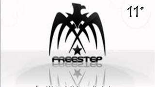 14° ∙ • ● Top 30 musicas de Free Step 2012 Abril ● • ∙
