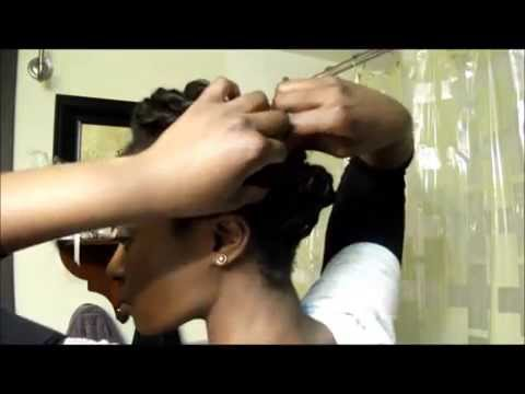 natural-hair-4c:-fuss-free-hair--easy-chunky-twist-updo