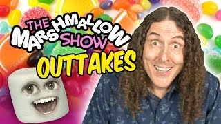 The Marshmallow Show #6:  WEIRD AL OUTTAKES