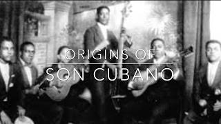 Origins of Son Cubano Septeto Nacional de Ignacio Piñeiro