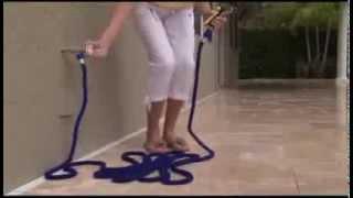 Xhose, Pocket hose, Magix hose, Stretch hose Expandable Garden Hose Commercial As Seen On TV