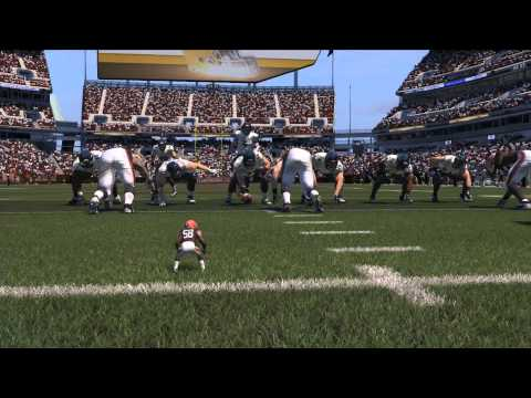 This video shows there's no stopping Tiny Titan, Madden's greatest mistake