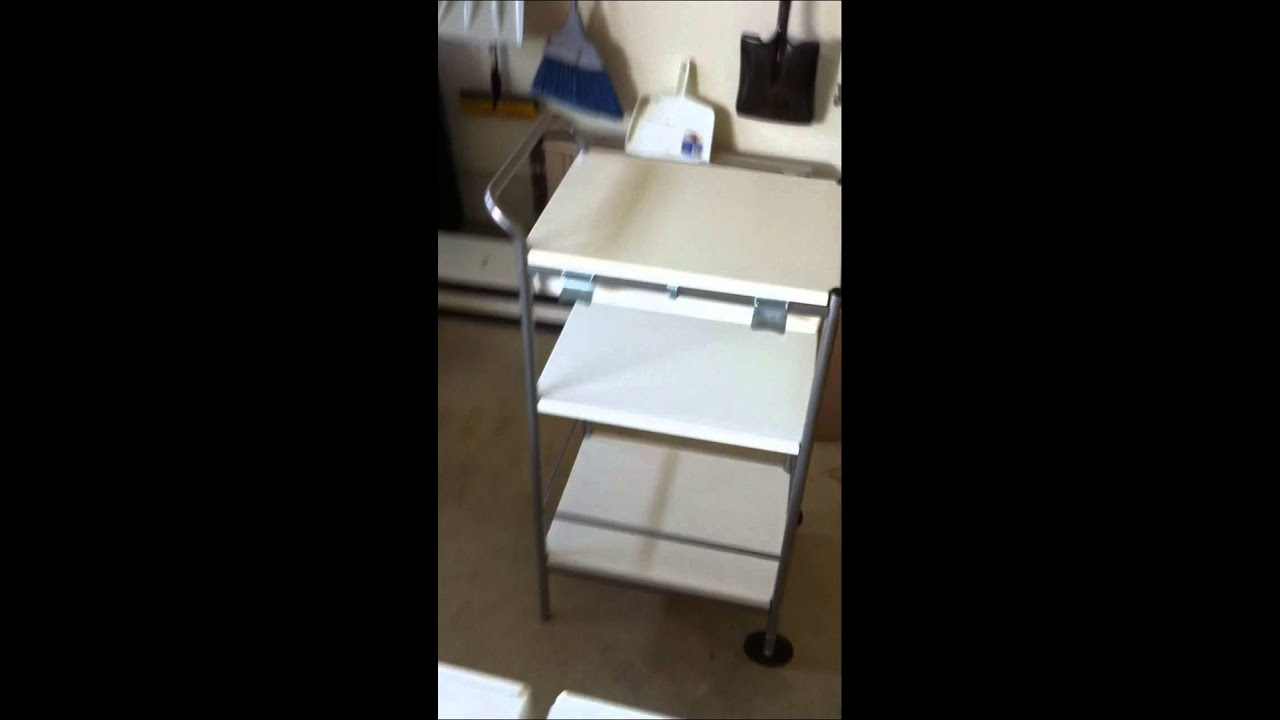 Kitchen Experts Dish Sets Ikea Bygel Utility Cart Assembled By Furniture Assembly ...
