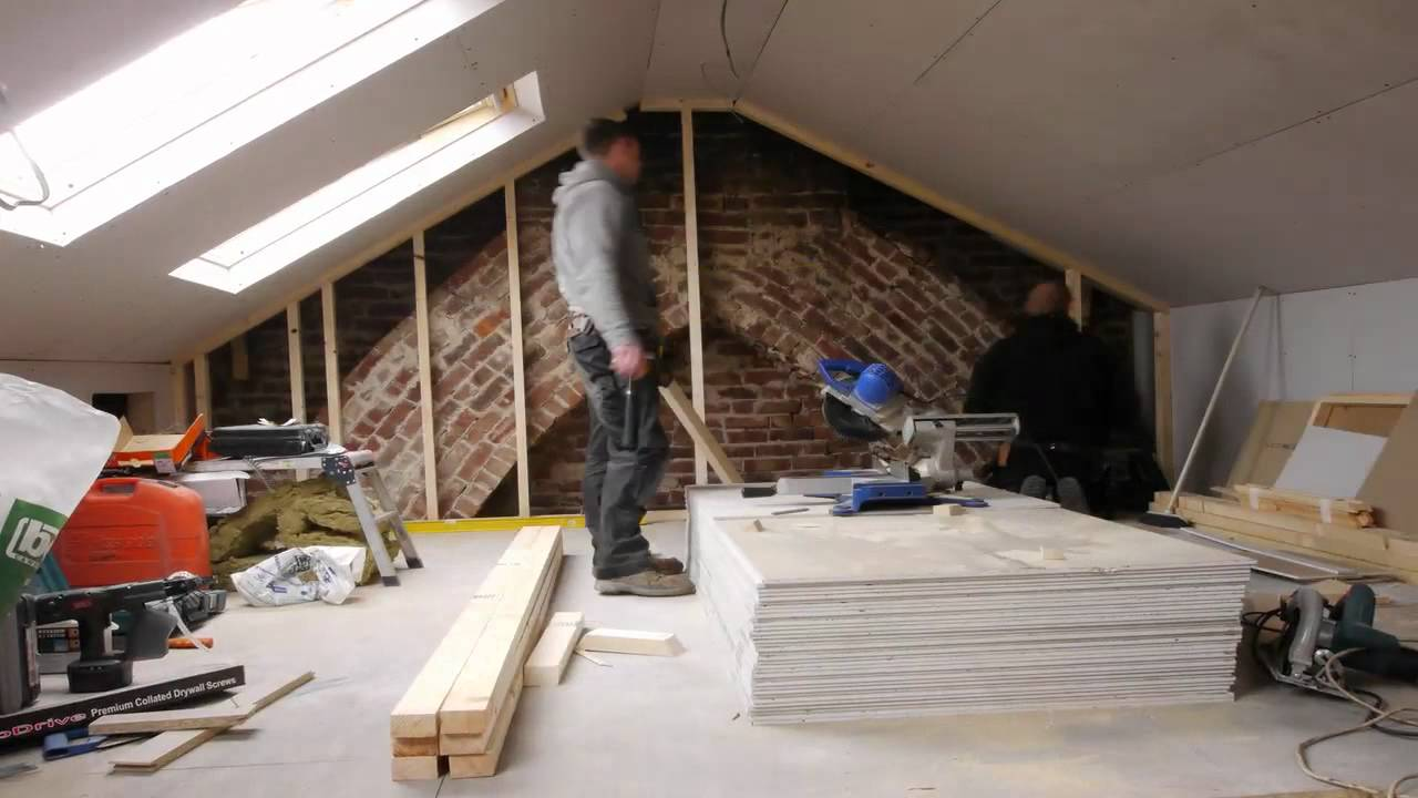 A Loft Conversion In 90 Seconds By Topflite Loft