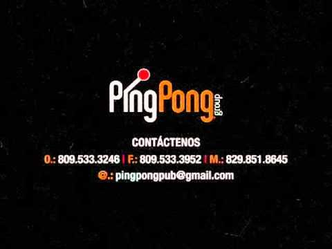 PING PONG GROUP.