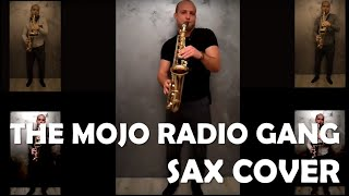 Parov Stelar - Sax Cover Tonio is Kenan (The Mojo Radio Gang - Electro Swing)