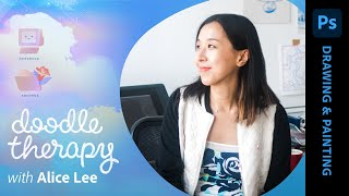Doodle Therapy with Alice Lee: Favorite Snacks - 1 of 2