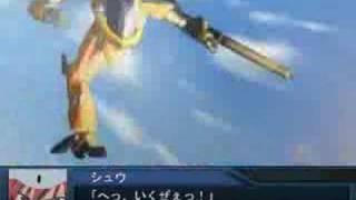 [スパロボ風MAD] 妄想ロボット大戦 - Rocks (JAM Project)