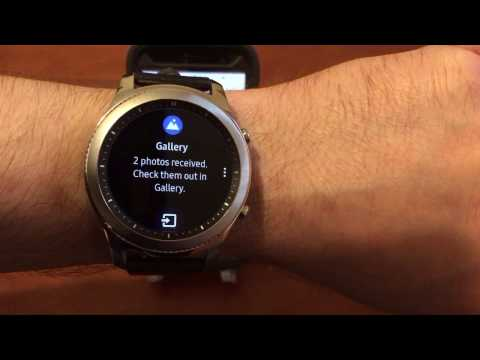 How to transfer pictures and music to your Samsung Gear S3 smart watch