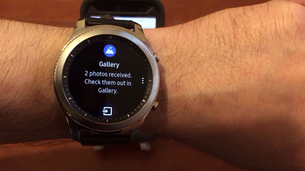 How To Transfer Pictures And Music To Your Samsung Gear S3