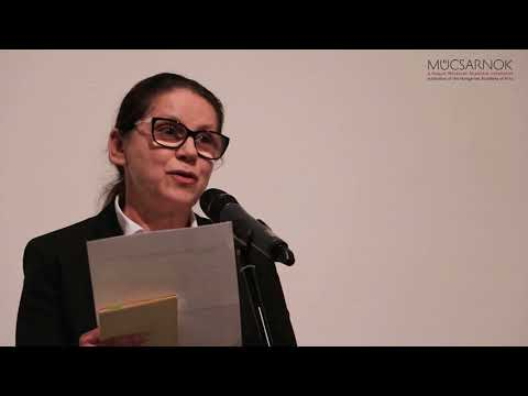 Tarkovszkij: Emlékek tükre - Enyedi Ildikó filmrendező megnyitóbeszéde