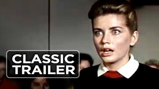 Where The Boys Are (1960) Official Trailer - Dolores Hart, George Hamilton Movie HD