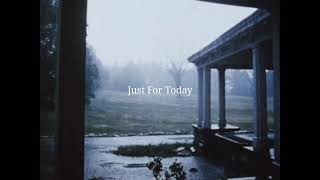 Clairo- Just For Today (Cover)