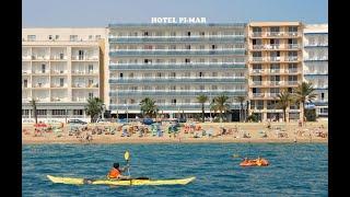 Номер отеля Pimar 3* Испания,  Коста Брава,  Бланес (Spain, Costa Brava, Blanes)(Май 2012 на топхотелс - http://tophotels.ru/main/viewrate/?id=510440., 2016-11-27T09:39:18.000Z)