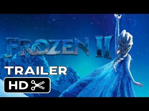 Frozen 2 (2019) Teaser Concept Trailer #1 - Idina Menzel, Kristen Bell Disney Elsa Kids Movie