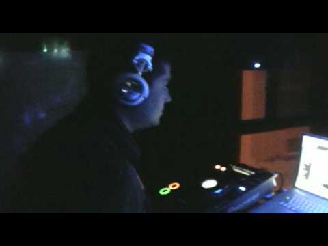 Dima Disco During Soundcheck (Feb 17, 2010)