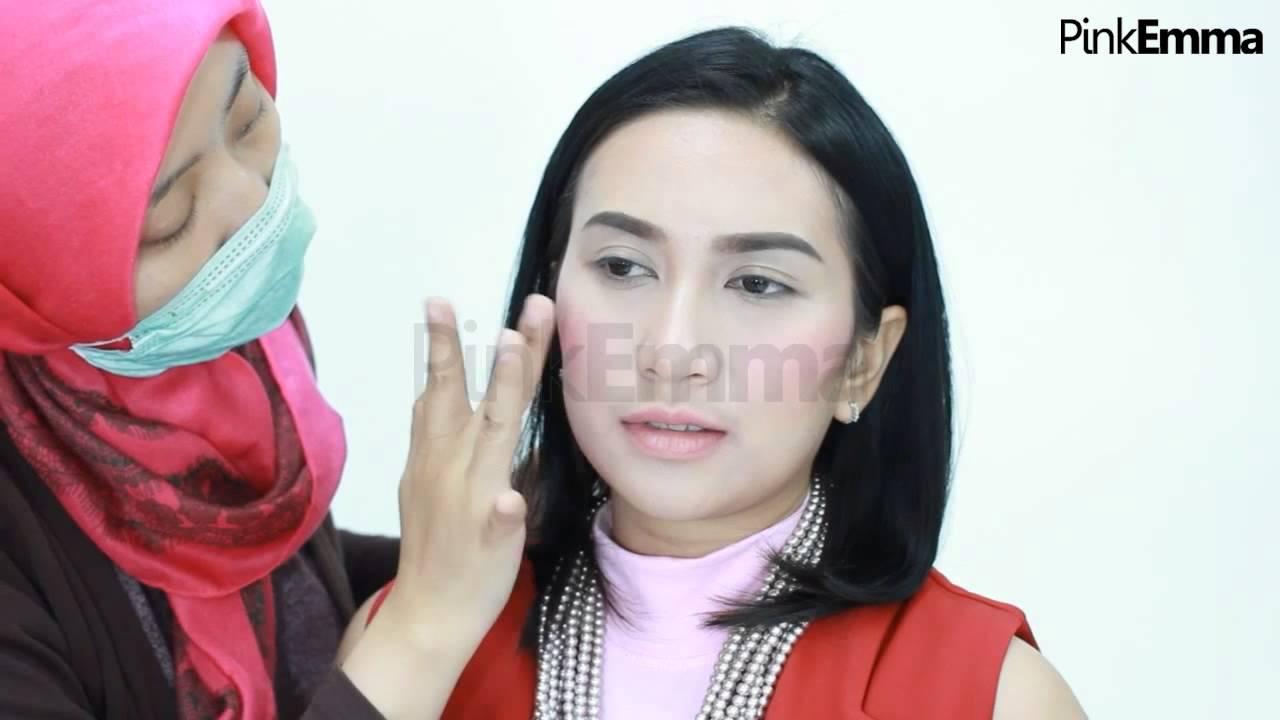 tutorial penggunaan lipstick untuk blush on - youtube