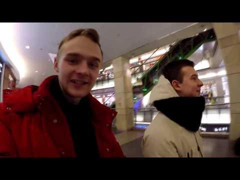 Реакция продавцов в Польше на Русский язык . О жизни в Польше . Покатушки на пацанской БМВ