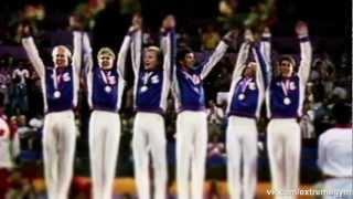 Все начинается с мечты (Олимпиада-2012 — Гимнастика) [Мотивация]