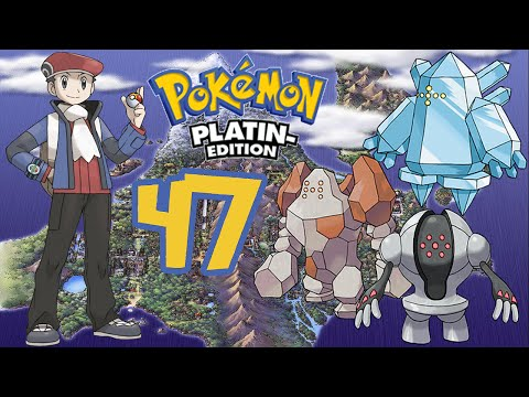 Let's Play Pokémon Platin [German][#47] Die Legendären Golems!