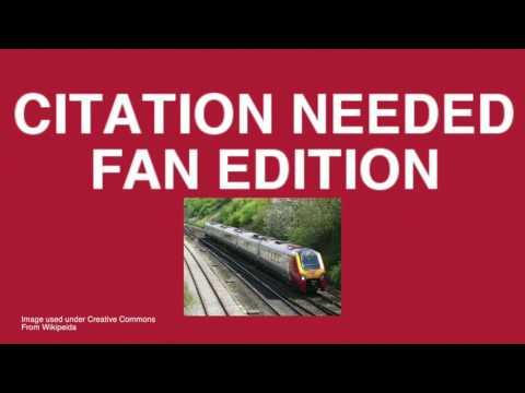 CN:FE - Trains, Diana and Libel