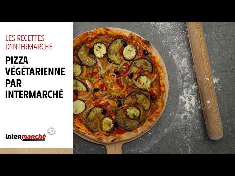 intermarché---recette-pizza-végétarienne-par-intermarché