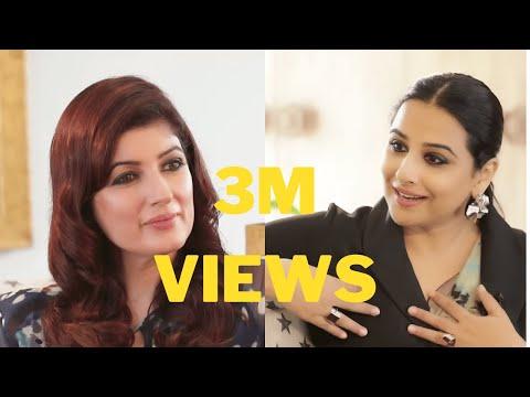 Golden Girls: Twinkle Khanna Makes Her Debut As Interviewer, In Conversation With Vidya Balan