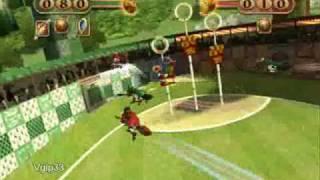 Harry Potter Quidditch World Cup: Slytherin vs Gryffindor