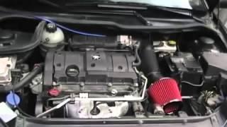 tuning 206 cc tuning mise au rupteur avec cornet kn