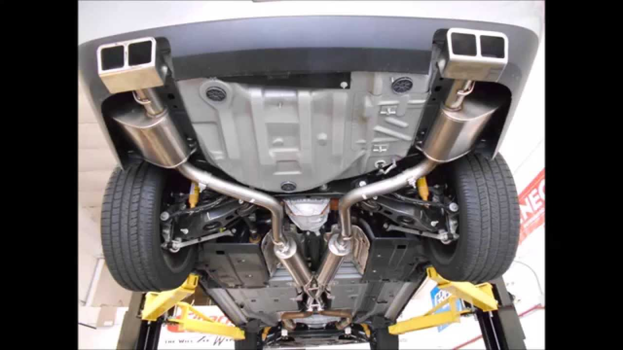 2014 dodge challenger r t w corsa extreme cat back exhaust