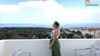 Недвижимость в Турции и Северный Кипр. Купить дом на Кипре. Вид на море Эсентепе || RestProperty