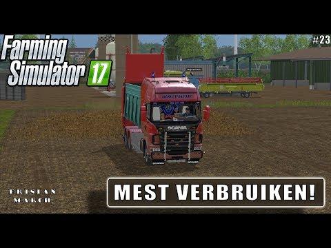 """""""MEST VERBRUIKEN!"""" FarmingSimulator 17 Frisian March #23"""