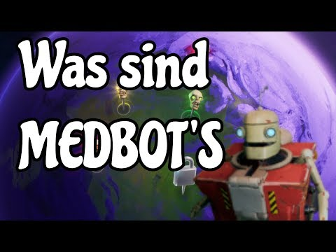♛Fortnite♛ Medbot Guide: Was Ist Ein Medbot? /Deutsch/German