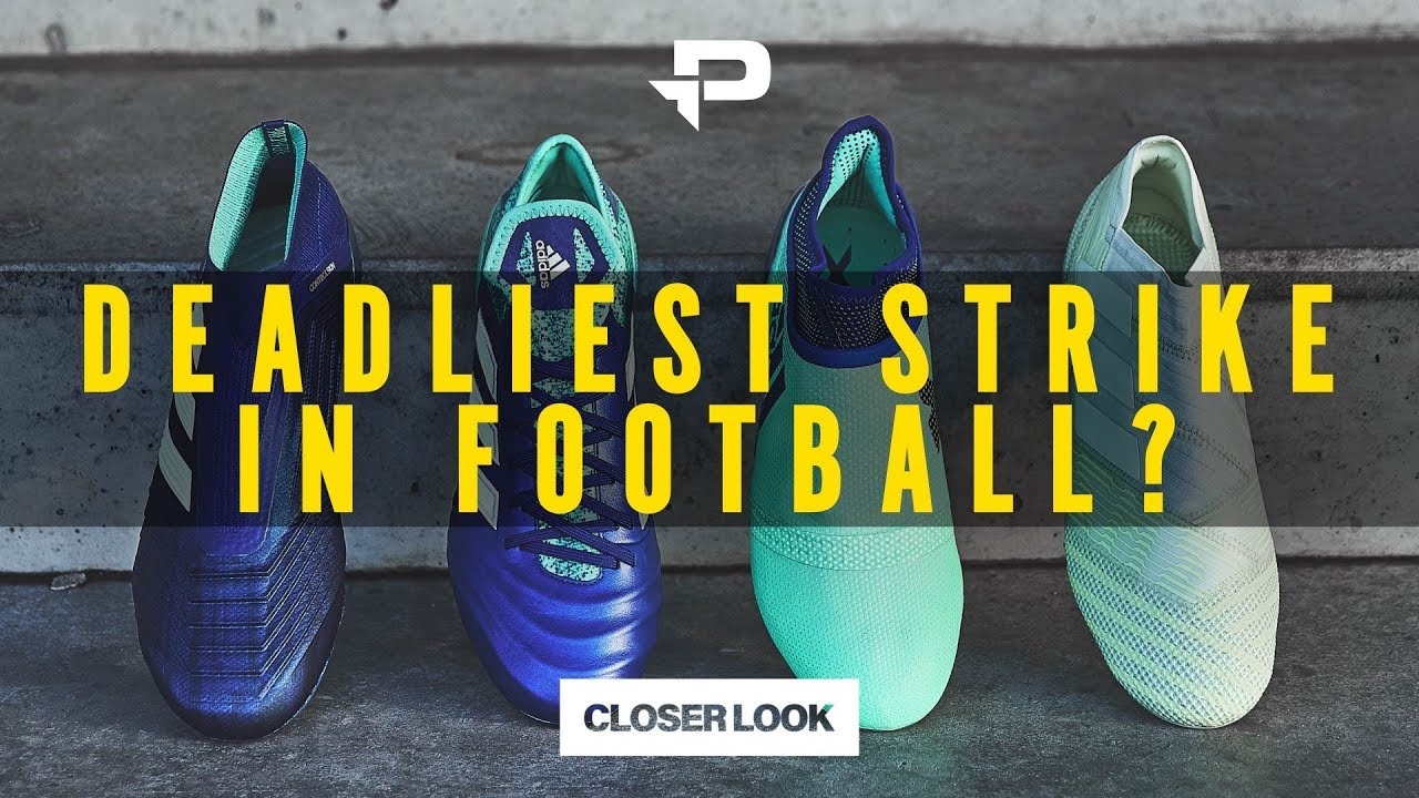 the best attitude 1cd39 aaf9e Adidas Deadly Strike Pack  Closer Look