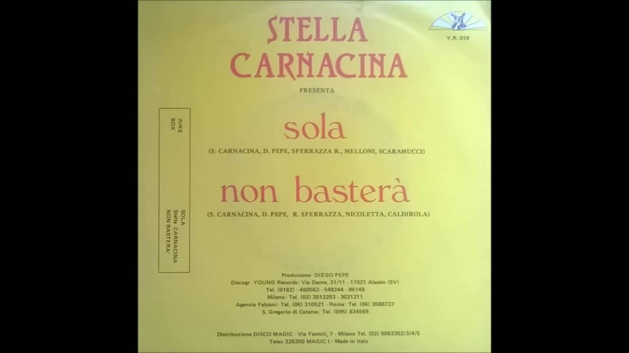 Stella Carnacina Nude Photos
