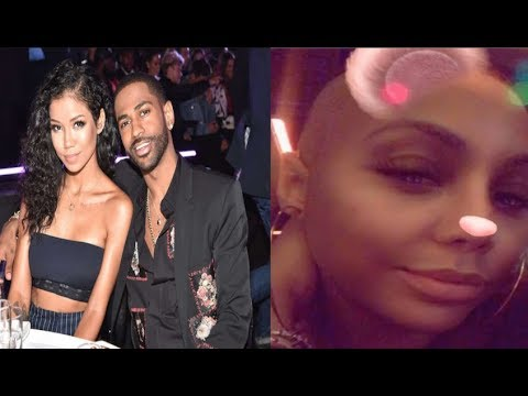 Jhene Aiko and Big Sean DENY Cheating Rumors+ Tamar cuts off ALL her hair