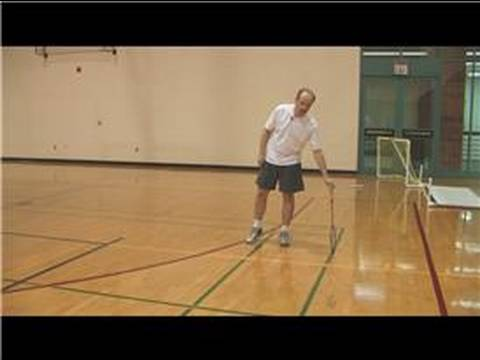 How to Play Badminton : How to Set Up a Badminton Court