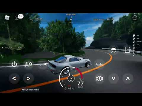Download gameplay trucho de Midnight Racing Tokyo con Eurobeat