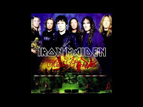 Iron Maiden - Maiden Stockholm (2003)