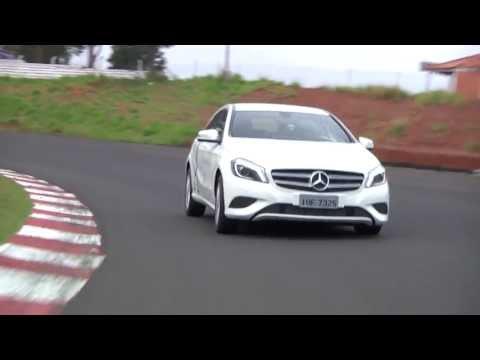 TEST DRIVE - NOVO CLASSE A (A 200)